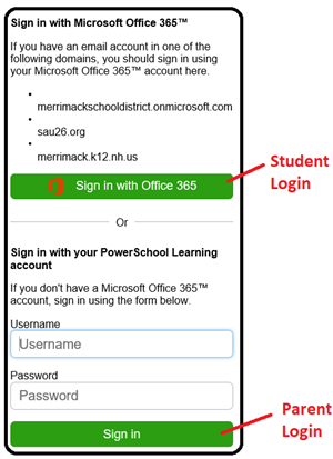 PS Learning Login